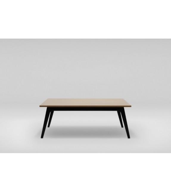 konferenční stolek fin - velký, dřevo