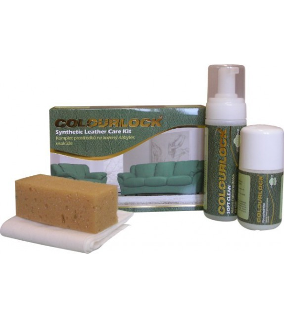 Synthetic Leather Care Kit
