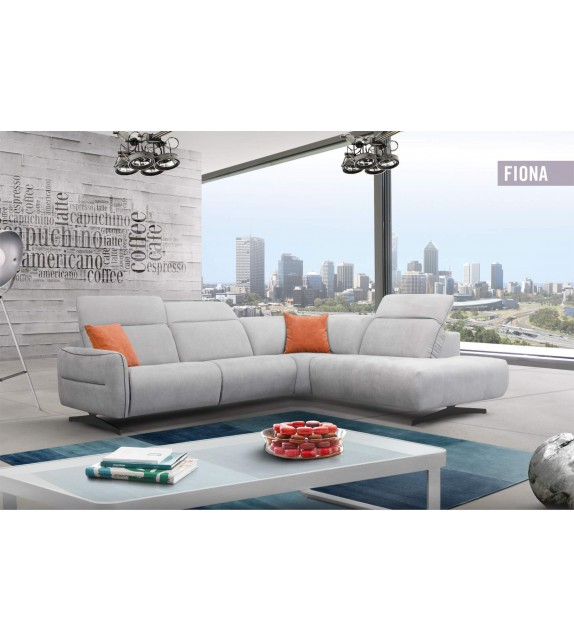 Luxusní polohovací sedačka FIONA