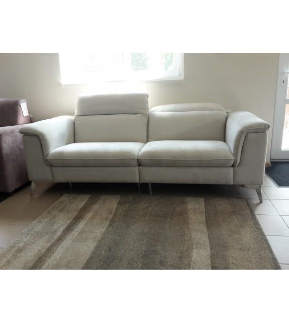 Luxusní sedačka Solution s el. polohováním