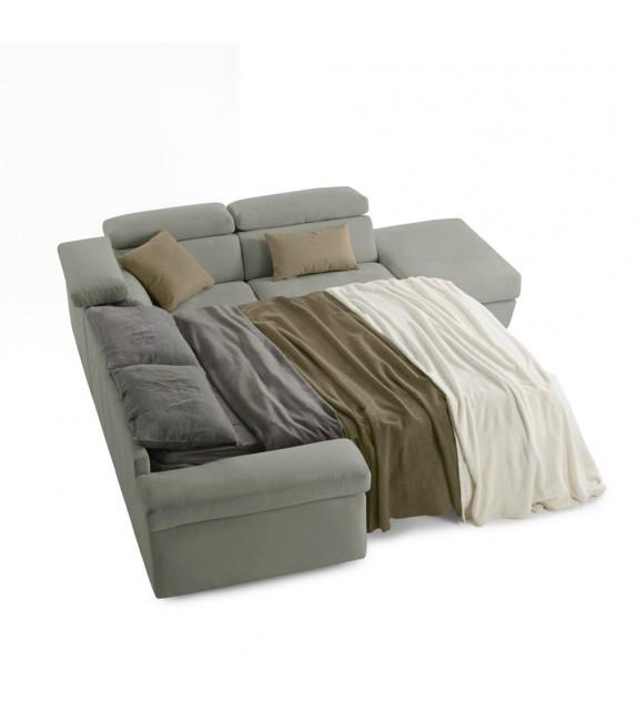 Luxusní rozkládací sedačka MAJESTY