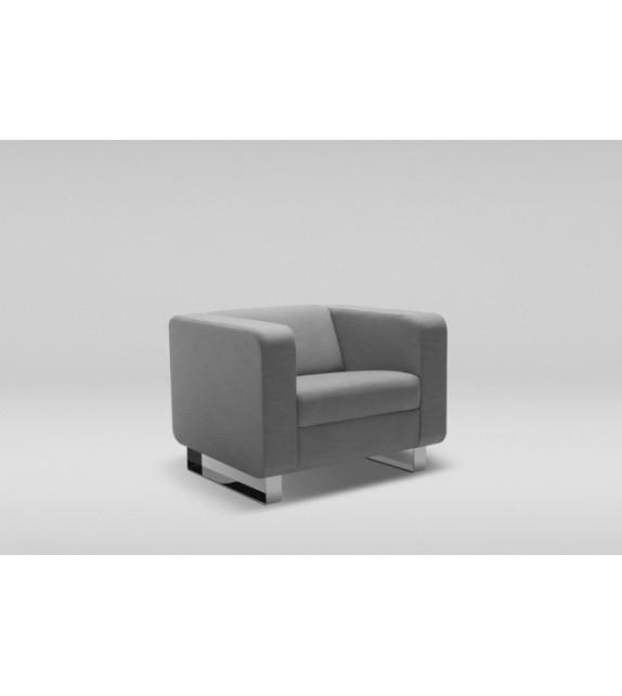 Moderní designová křesla Cubby 2P