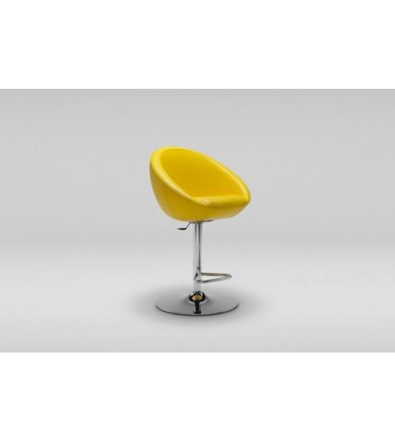 Barová židle Lobo z ekokůže