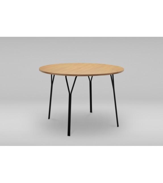 Designový kulatý stolek SHARK