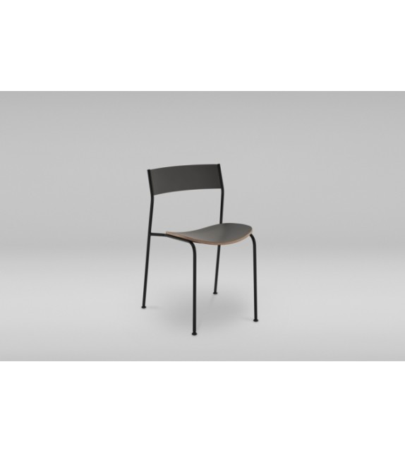 Designová stohovatelná židle SHARK