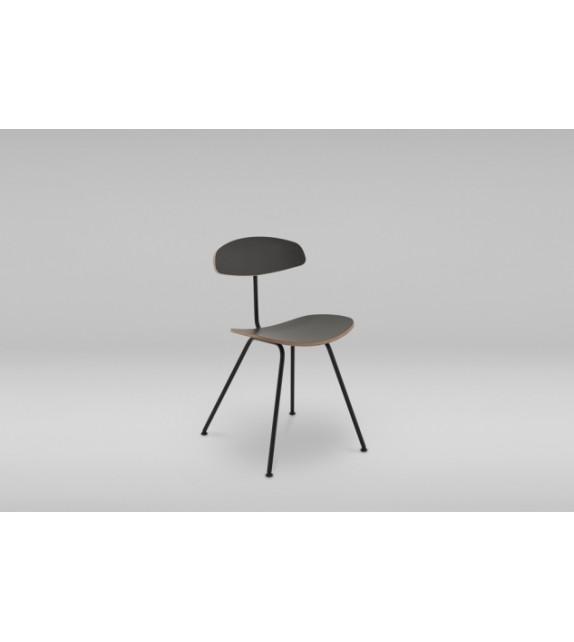 Designová stohovatelná židle ORKA