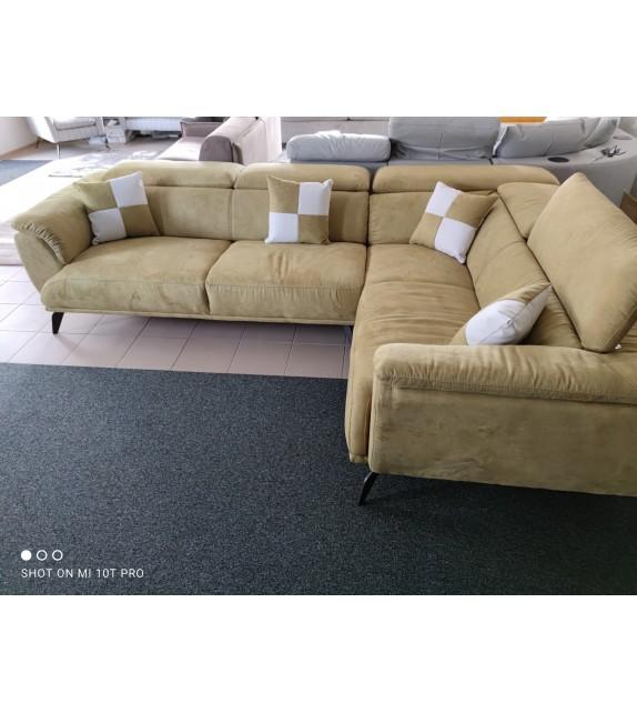 Luxusní rohová sedačka META