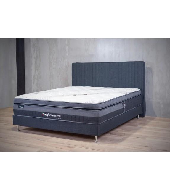 Kontinentální postel LKP40 vč. matrace