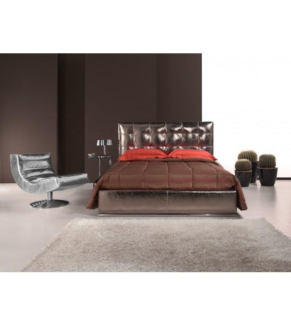 Moderní italská postel BABES