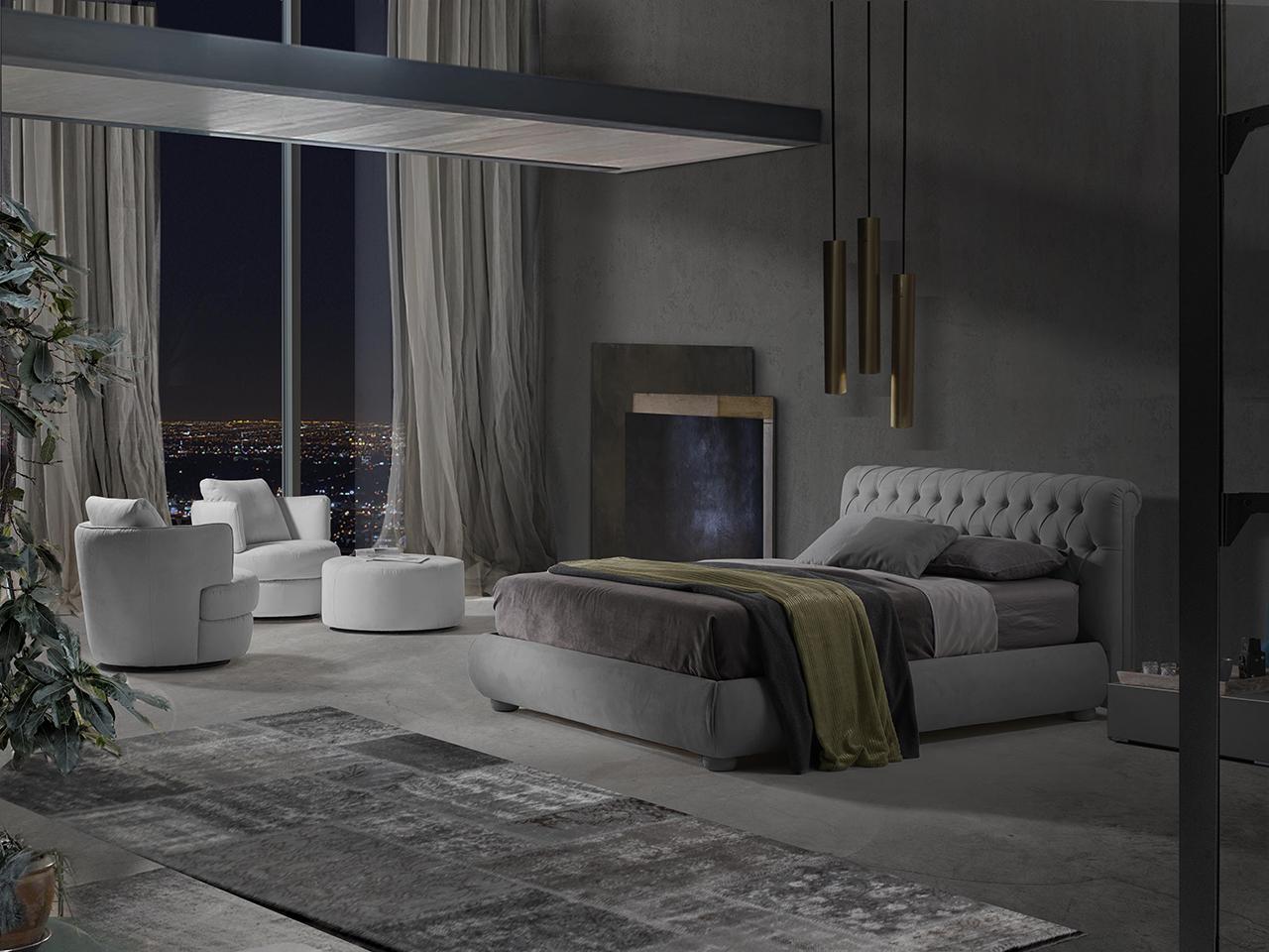 Luxusní italské postele